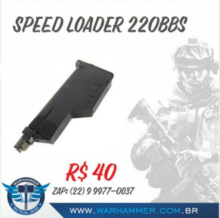 Speed loader - 220bbs