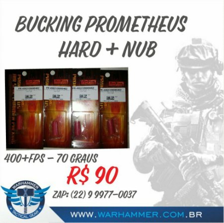 Bucking + Nub - Prometheus Hard