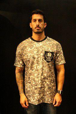 T-Shirt Camuflada Illicit 55