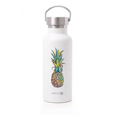 Garrafa Térmica Martial Pineapple - KOUDA