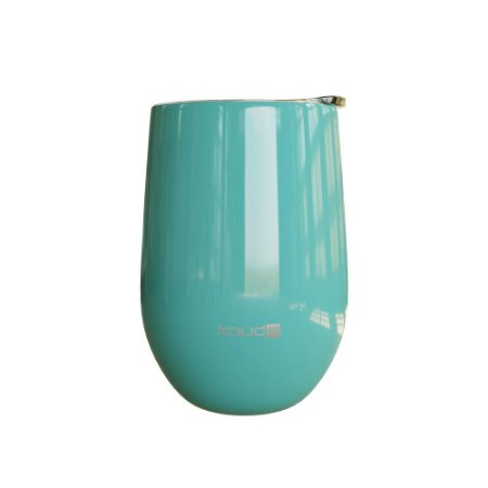 Copo Térmico Egeu Verde Água 410ml - KOUDA