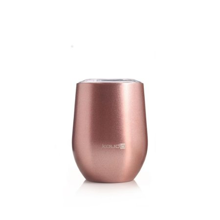 Copo Térmico Tirreno Rose Gold 350ml - KOUDA