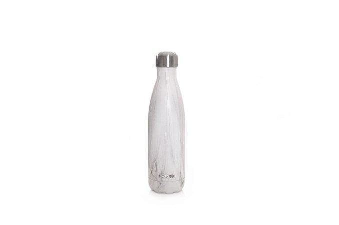Garrafa Térmica Grey Marble 500ml  - KOUDA
