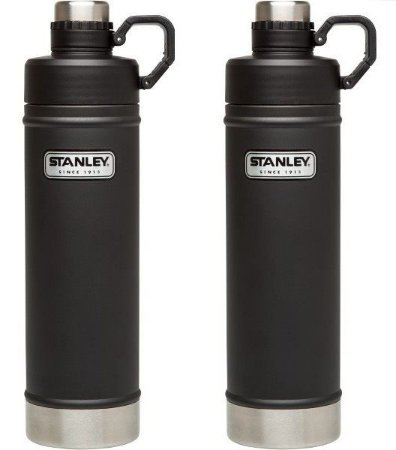 Kit Hydration 750ml Matte Black - STANLEY