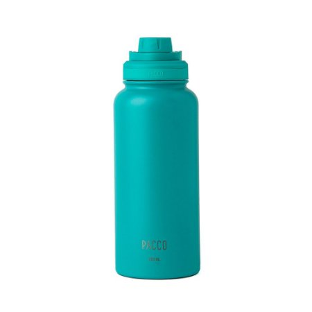 Garrafa Térmica Hydra Bottle 950ml Turquesa - PACCO BY