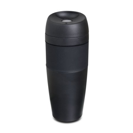Copo Térmico Inox Black 450ml - MOKHA