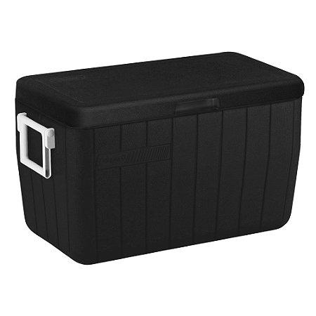 Caixa Térmica 48QT - 45,4 litros All Black - COLEMAN