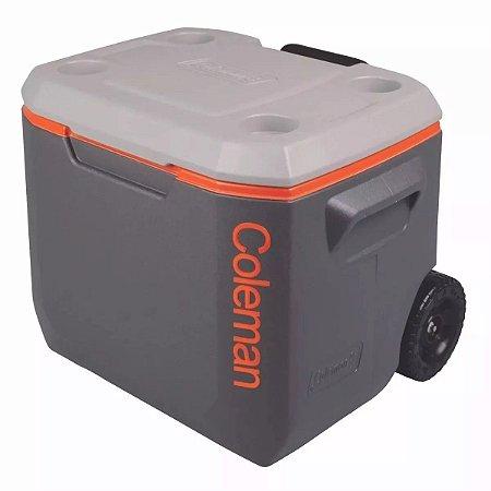 Caixa Térmica 50QT / 47,3 Litros com Rodas - COLEMAN