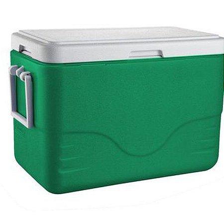 Caixa Térmica 28QT - 26,5 litros Verde - COLEMAN