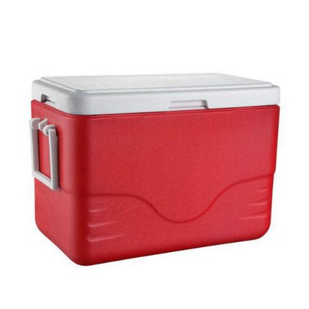 Caixa Térmica 28QT - 26,5 litros Vermelha - COLEMAN