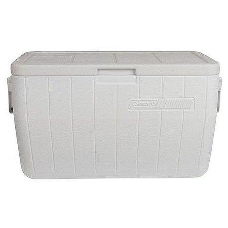 Caixa Térmica 48QT - 45,4 litros Branca - COLEMAN