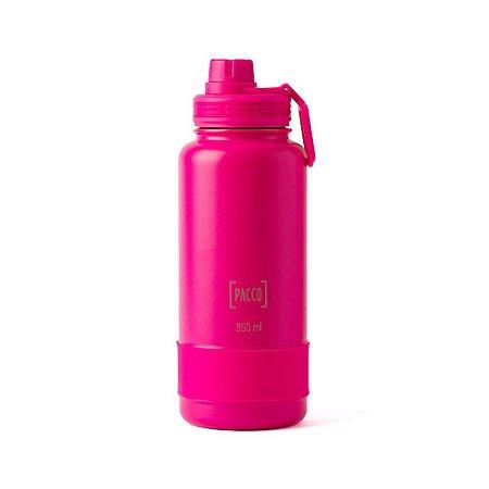 Garrafa Térmica Hydra Bottle 950ml Pink - PACCO BY