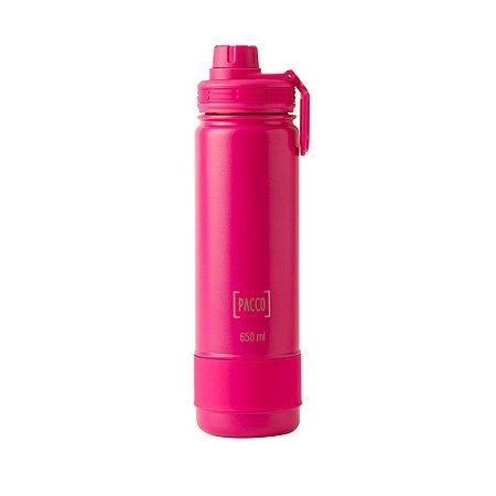 Garrafa Térmica Hydra Bottle 650ml Pink - PACCO BY