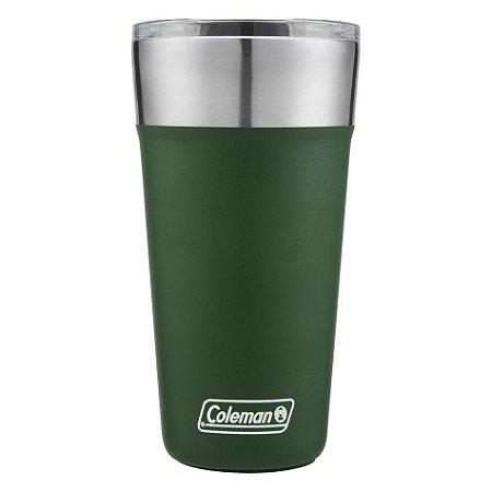 Copo Térmico de Cerveja 590ML Verde - COLEMAN