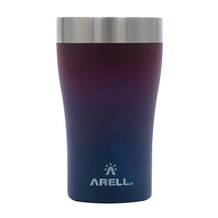 Copo Térmico de Cerveja 500ml Violeta Wild Violet - Arell