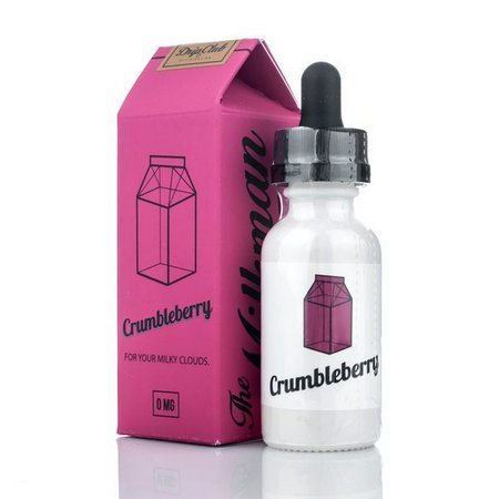 Liquido The Milkman - Crumbleberry