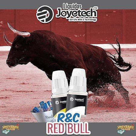 LÍQUIDO R&C ( RED BULL ) - JOYETECH
