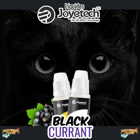 LÍQUIDO BLACK CURRANT - JOYETECH
