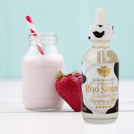 KILO MOO SERIES STRAWBERRY MILK