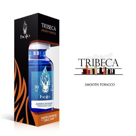 LÍQUIDO PREMIUM HALO 30ML - TRIBECA