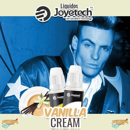 Líquido joyetech - Vanilla Cream