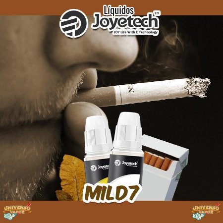 Líquido Joyetech M7 Mild 7