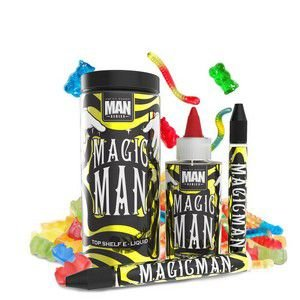 Líquido Magic Man - One Hit Wonder e-Liquid