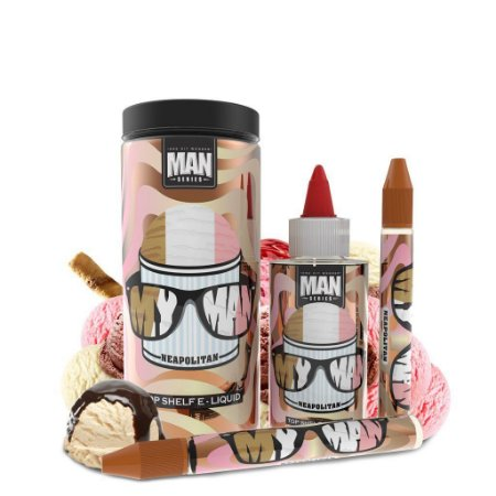 Líquido Neapolitan My Man - One Hit Wonder e-Liquid