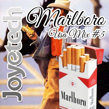 Líquido Usa Mix 5# (Novo Marlboro)  Joyetech