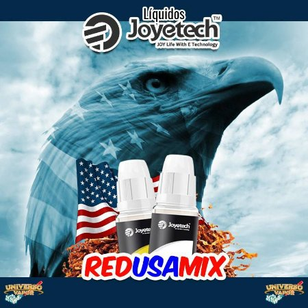 Líquido Joyetech - Red Usa Mix (Marlboro)