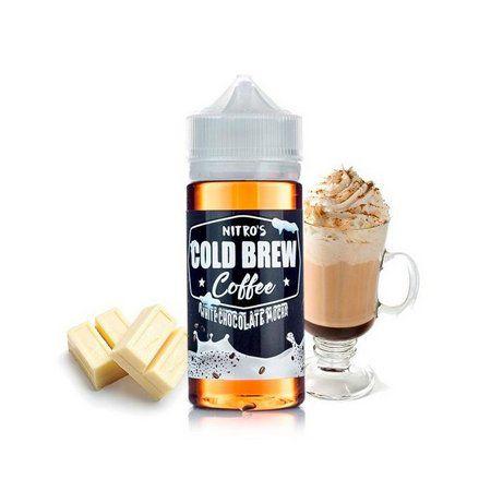 Líquido Nitro's Cold Brew Coffe White Chocolate Mocha