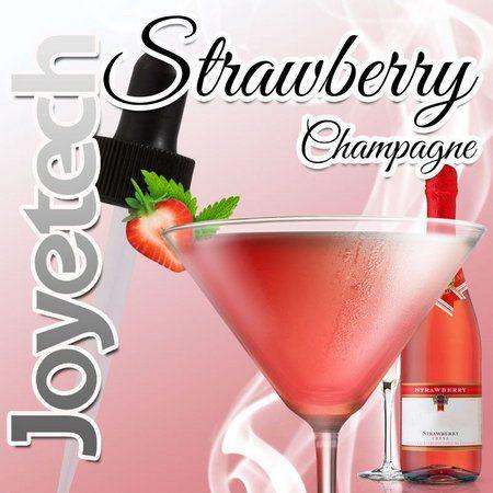 Líquido Joyetech - Strawberry Champagne (Morango c/ Champanhe)