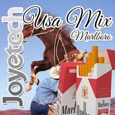 Líquido Joyetech - Usa Mix SR (Marlboro)