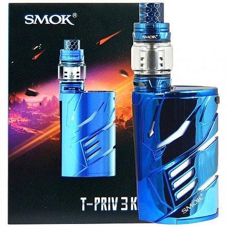 Kit T PRIV 3 300w c/ Atomizador TFV12 Prince - Smok