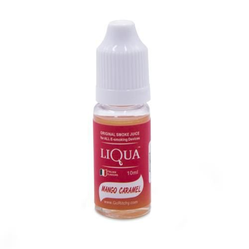 Líquido Liqua - Mango Caramel