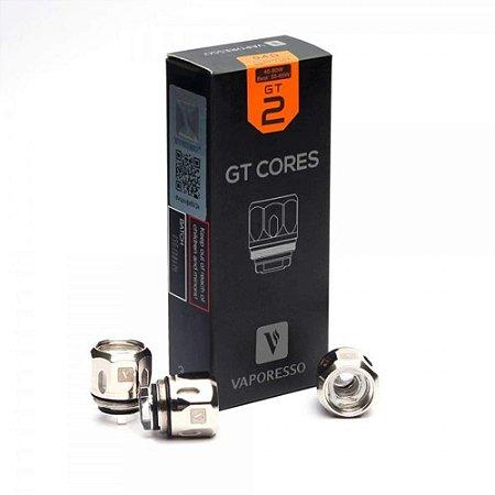 BOBINA REPOSIÇÃO P/ ATOMIZADOR NRG - GT2 - GT CORES - VAPORESSO