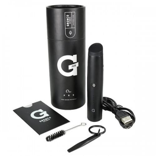 Vaporizador de Ervas G Pen PRO BLACK – Grenco Science