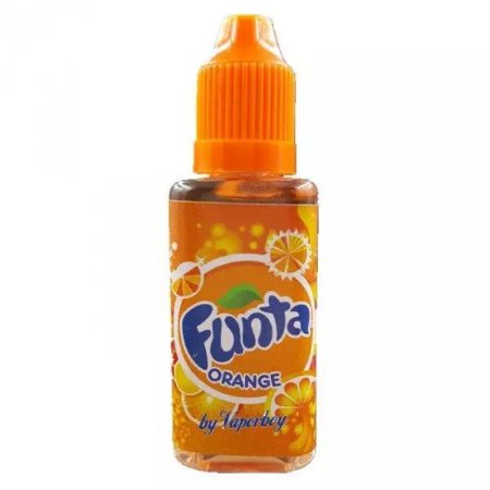 Líquido Funta Orange - By Vaporboy