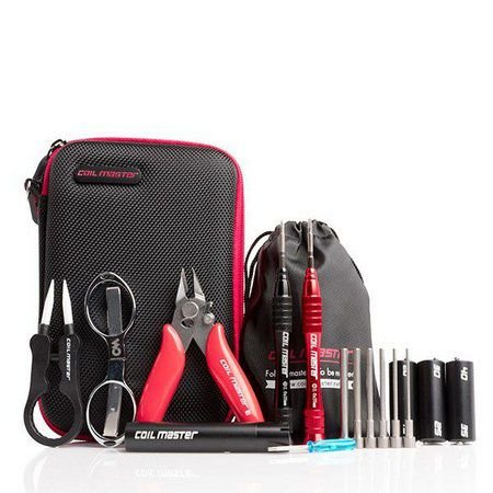 FERRAMENTA KIT DIY MINI V4 - COIL MASTER
