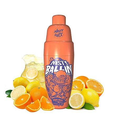 Líquido Nasty Ballin Migos Moon Orange  - Nasty Juice