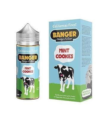 Líquido Mint Cookies  - Banger