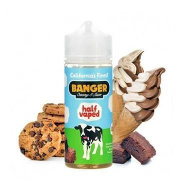 Líquido Half Vaped - Banger