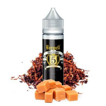 Líquido Brewell Tobacco 5 Butterscotch