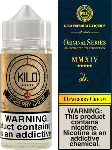 Líquido Dewberry Cream - Original Séries - KILO