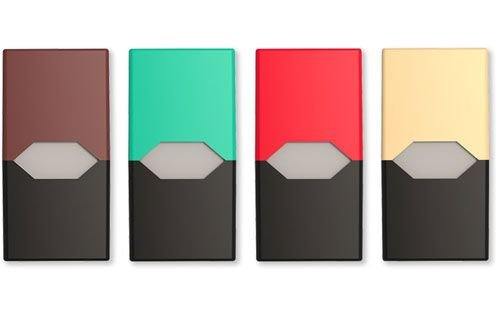 Pod Juul  (pack C/ 4 Unidades )