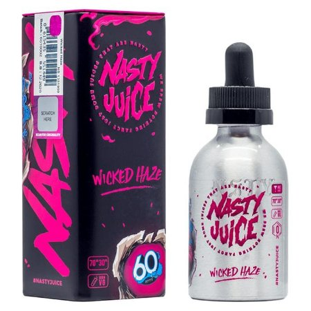 Líquido Nasty Juice - Wicked Haze