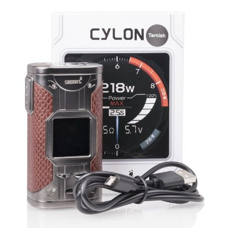 Mod Cylon 218W TC Box - Smoant