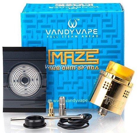 Tank Maze Sub OMH BF RDA - Vandy Vape
