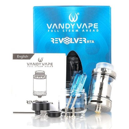 Tank Revolver RTA - Vandy VAPE