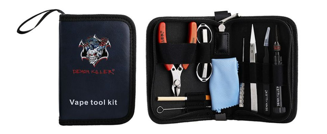 Kit  e-Cig DIY Tool  - Demon Killer